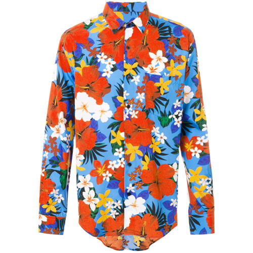 6f2e647b29b8 ... AMI Alexandre Mattiussi Summer Fit Shirt ...