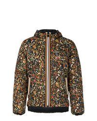 DSQUARED2 X K Way Padded Micro Floral Jacket