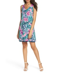 Lilly Pulitzer Florin Sleeveless Shift Dress