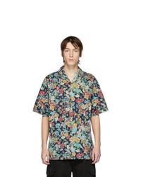 Gucci Multicolor Hawaiian Anchors Shirt