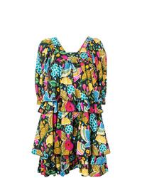 La Doublej Colombo Grande Printed Dress