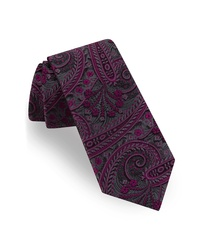 Ted Baker London Floral Paisley Silk Tie