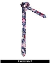 Reclaimed Vintage Floral Tie
