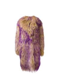 Marni Oversize Lamb Fur Coat