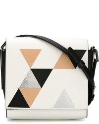 Desa 1972 geometric print cross body bag medium 659675