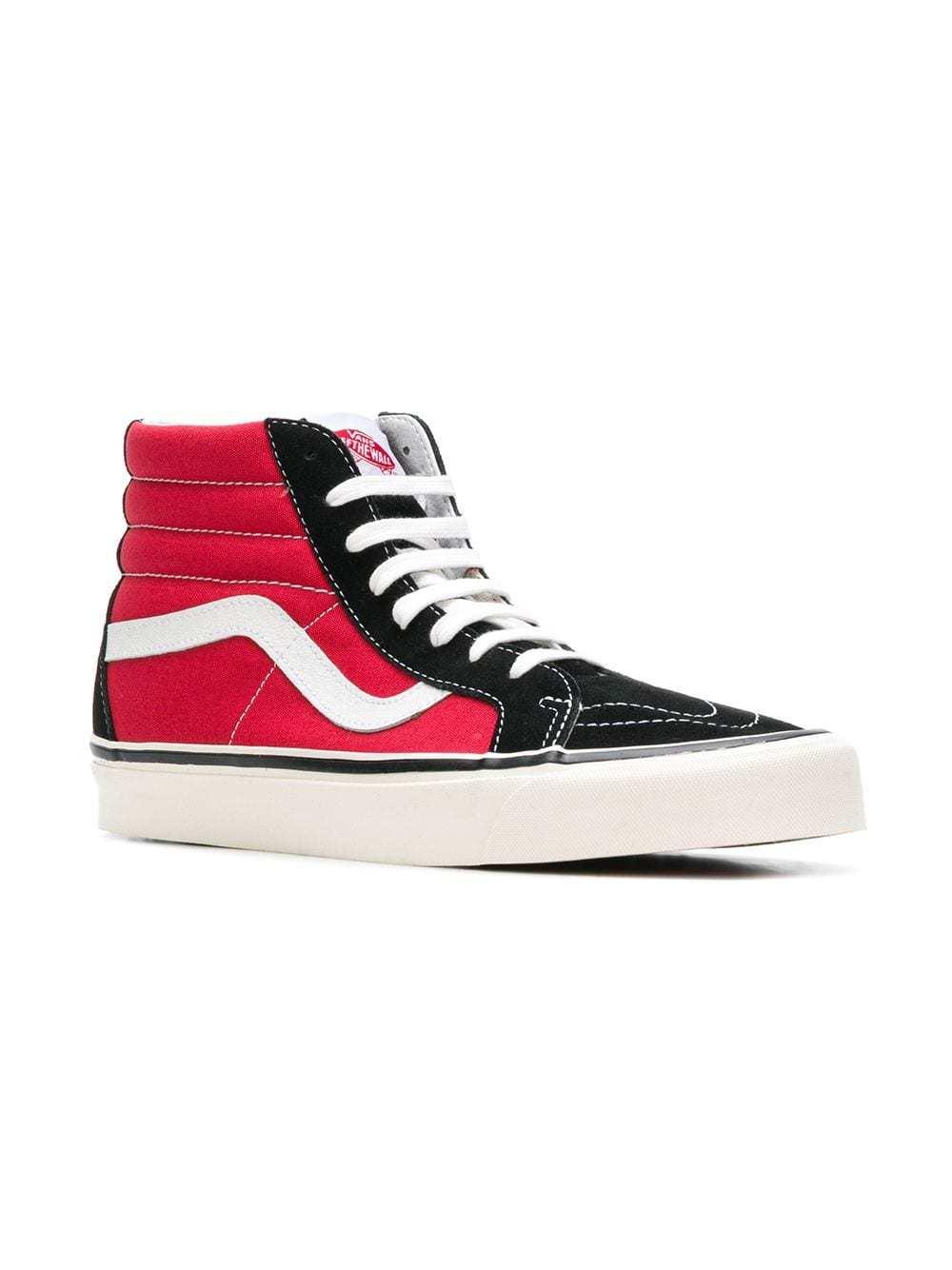 Vans Sk8 Hi Top Sneakers, $117