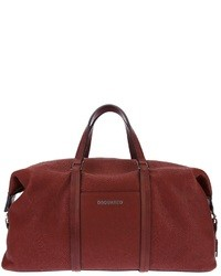 DSquared 2 Textured Hold All Bag