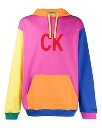 Calvin Klein Jeans Block Color Hoodie