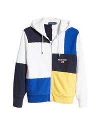 Polo Ralph Lauren Colorblock Zip Hoodie