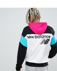 New Balance Miami Brights 90s Hoodie In Black