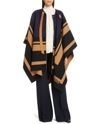 Chloé Wool Cape
