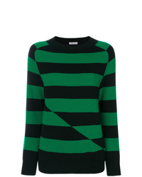 Tomas Maier Soft Knit Striped Sweater