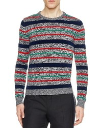 Stripe mlange sweater medium 1292751