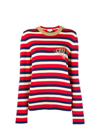 Gucci Striped Ed Jumper