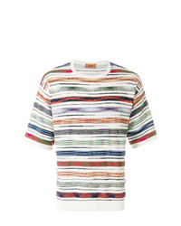 Missoni Multi Stripe Oversized T Shirt