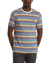 Original Penguin Stripe Slim Fit T Shirt