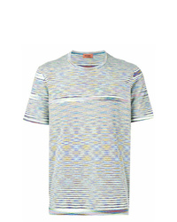 Missoni Striped Short Sleeve T Shirt