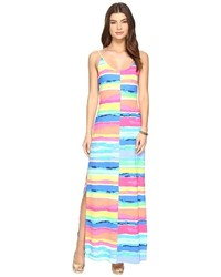 Lilly Pulitzer Gigi Maxi Beach Dress Dress
