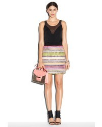 Milly mini pencil skirt medium 26707