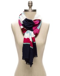 Tommy Hilfiger Final Sale  Multi Stripe Scarf