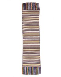 Missoni Metallic Stripe Wrap