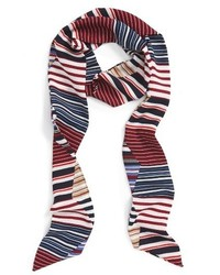 Stripe skinny scarf medium 1252178