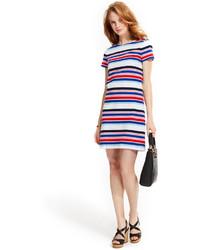 Tommy Hilfiger Lighthouse Multi Stripe Sheath Dress