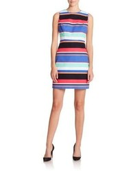 Kate Spade New York Mariam Tropical Striped Dress