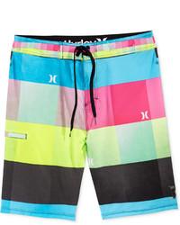 Hurley Kingsroad Light Stripe 21 Boardshorts
