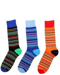 Assorted Stripe Socks