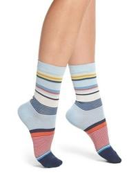 Paul Smith Eliza Stripe Crew Socks