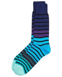 Paul Smith Fialor Stripe Socks