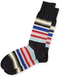 Paul Smith Kew Striped Socks