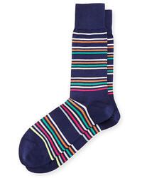 Paul Smith Mondo Multicolor Stripe Socks