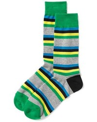 Old Navy Printed Crew Socks For