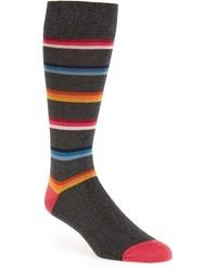 Paul Smith Twist Monograde Stripe Socks