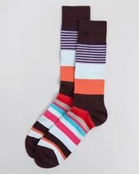 Paul Smith Varied Stripe Socks