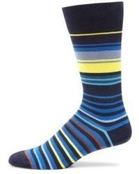 Paul Smith Woven Striped Socks