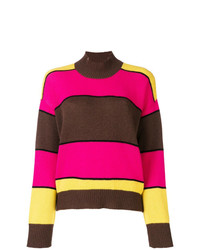 Marni Block Stripe Sweater