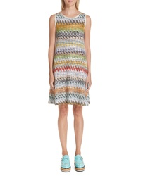 Missoni Knit Shift Dress