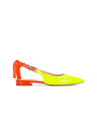 Casadei Kelly Fluo Pumps