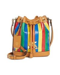 MCM Mini Bucket Bag