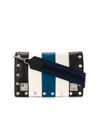 Sonia Rykiel Le Niki Leather Flap Bag