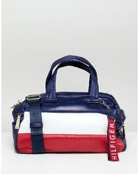 Tommy Hilfiger Flag Padded Barrel Bag