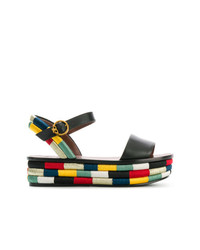 Tory Burch Platform Sandals