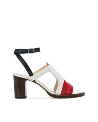 Thom Browne Brogue Detail Sandals