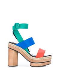 Colourblock sandals medium 7318396
