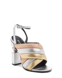 Balmain Jana Globe Heel Sandal