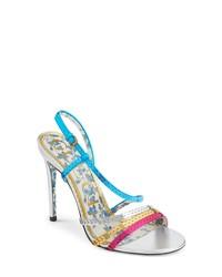 Gucci Sequin Sandal