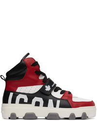 DSQUARED2 Icon Basket High Top Sneakers